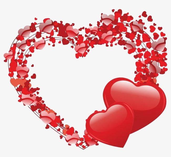 Romantic Heart.