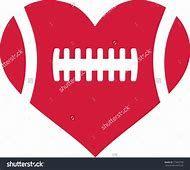 Heart shaped football clipart 9 » Clipart Portal.