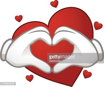 Heart Shaped Hands stock vectors and illustrations.