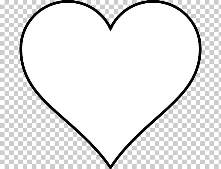 Heart Outline , Wedding Hearts , white heart shape.