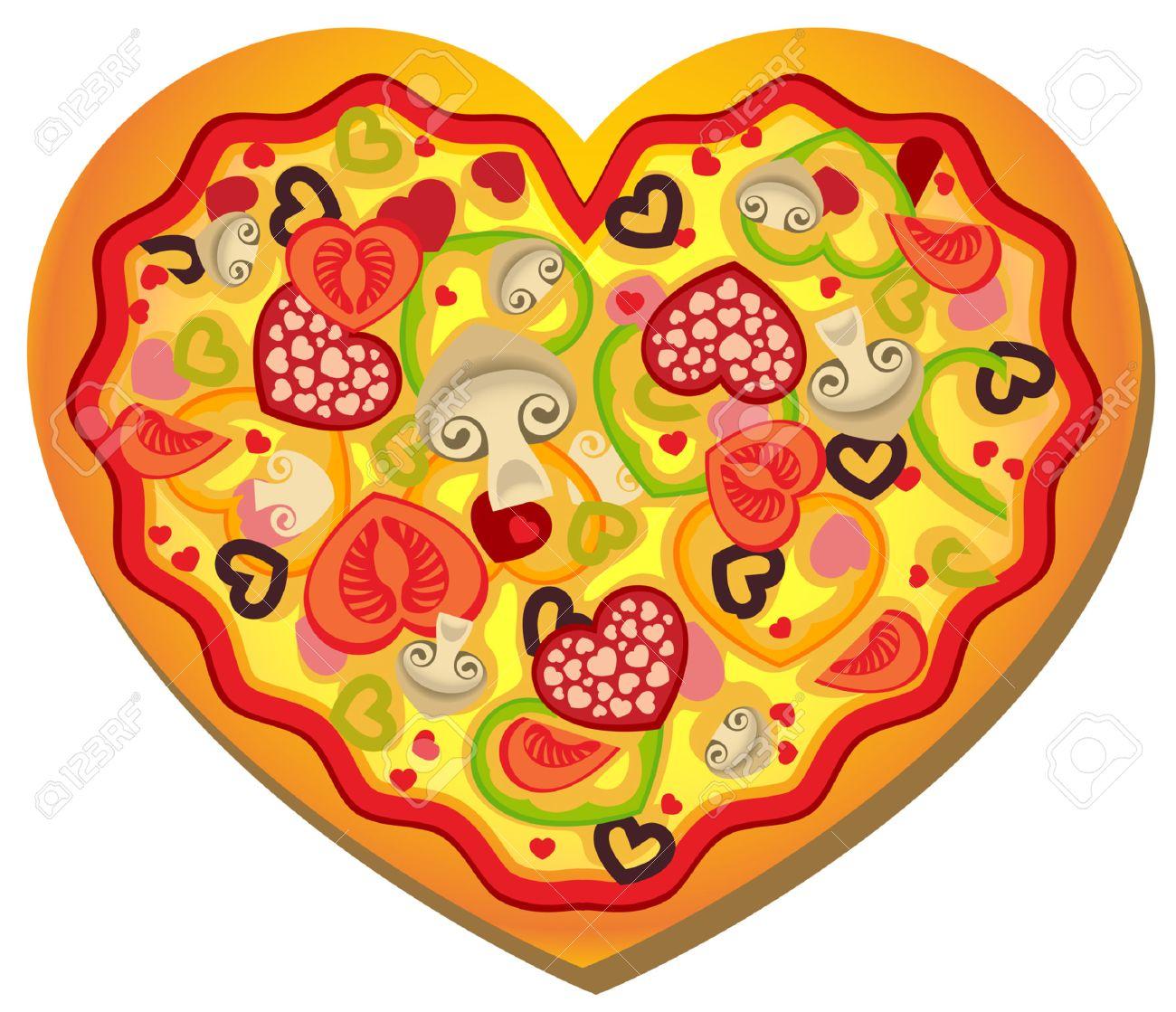 illustration of a heart.