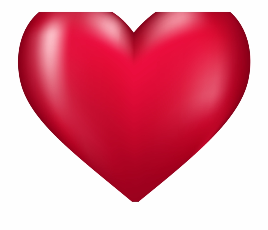 Heart Shaped Balloon Png Image.