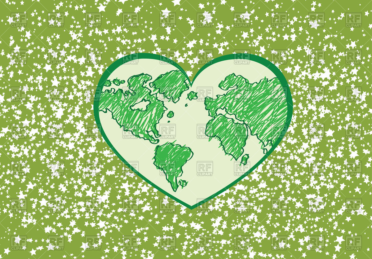 heart shaped world clipart 20 free Cliparts | Download ...