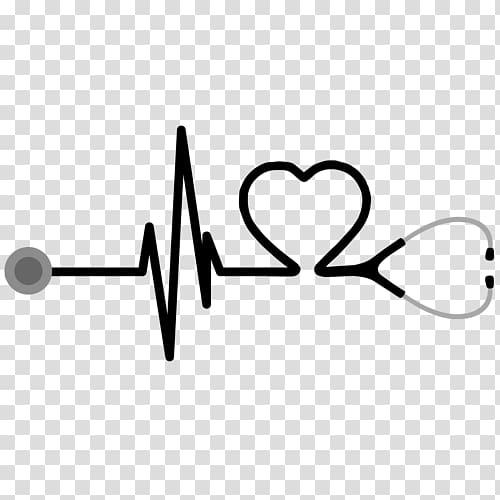 Heart Stethoscope Nursing Medicine Registered nurse, heart.