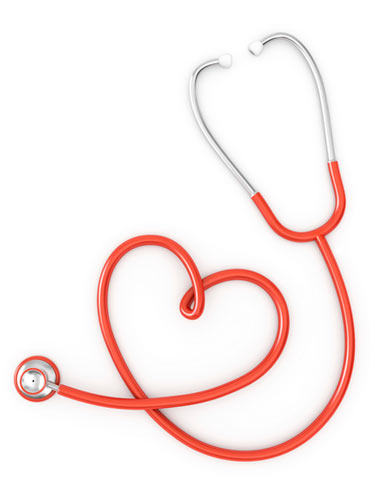 Free Clipart Best Images Heart Stethoscope #27512.