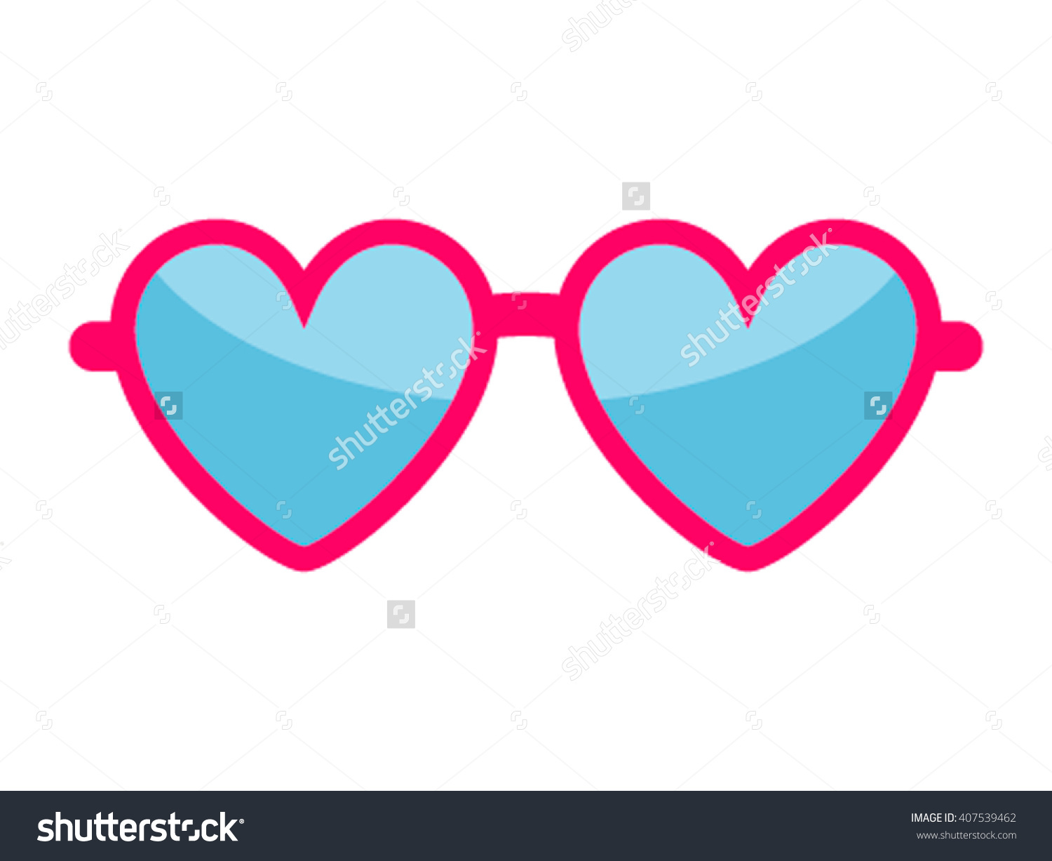 Heart sunglasses clipart 3 » Clipart Station.