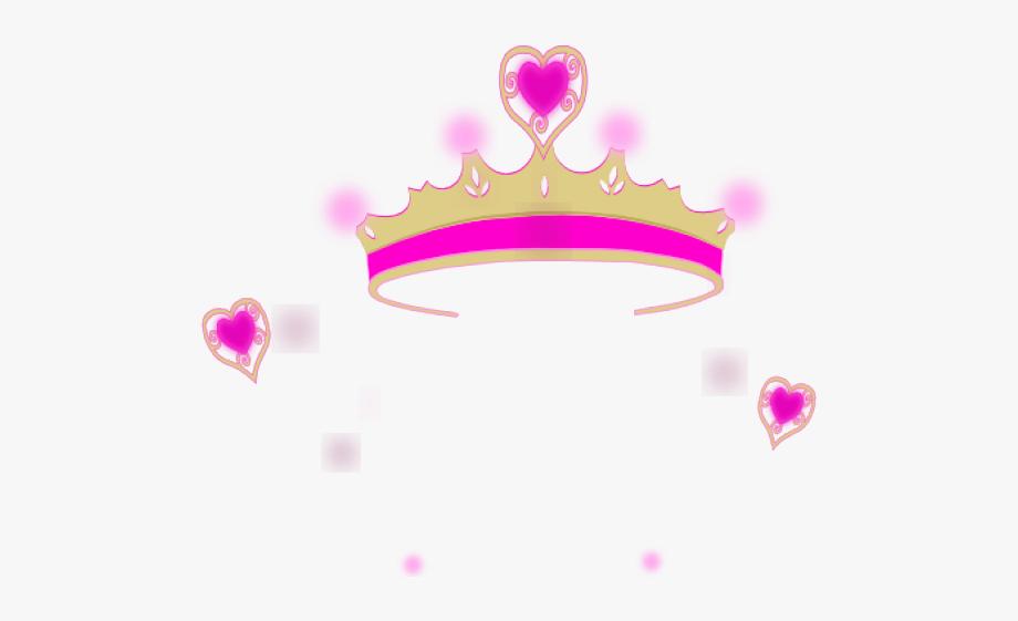 Princess Crown Of Heart #78294.