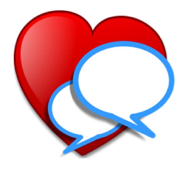 Heart To Heart Conversation Clip Art at Clker.com.