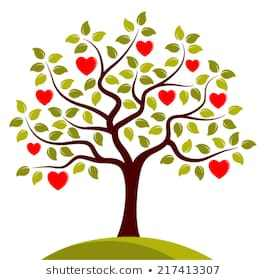 Heart tree clipart 5 » Clipart Portal.