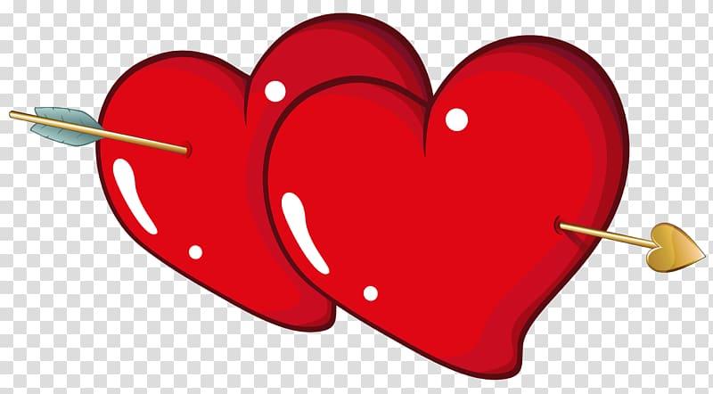 Heart Valentine\'s Day , Valentine Hearts with Arrow , hearts.