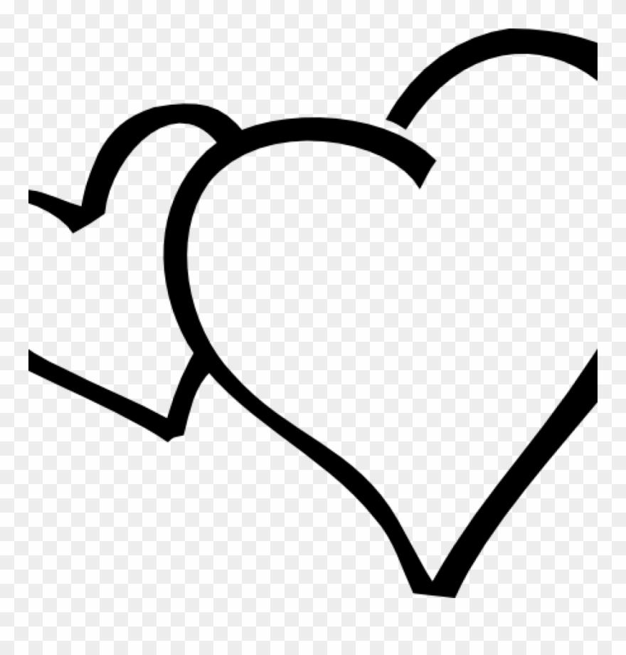 Hearts Clipart Vector.