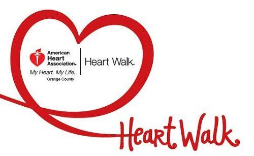 $1,642,187 Rasied! Orange County Heart Walk At The.