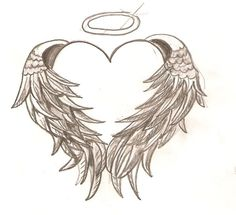 Free Wings Heart Cliparts, Download Free Clip Art, Free Clip Art on.