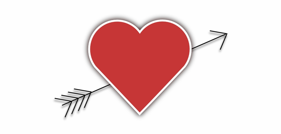 Arrow Valentine Free Vector Graphic On Pixabay.