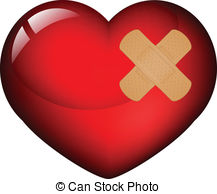 Bandage heart Vector Clip Art Illustrations. 1,272 Bandage heart.