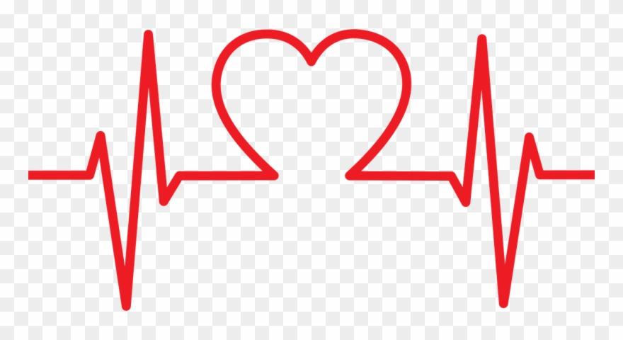 Heart Line Clipart (#259323).