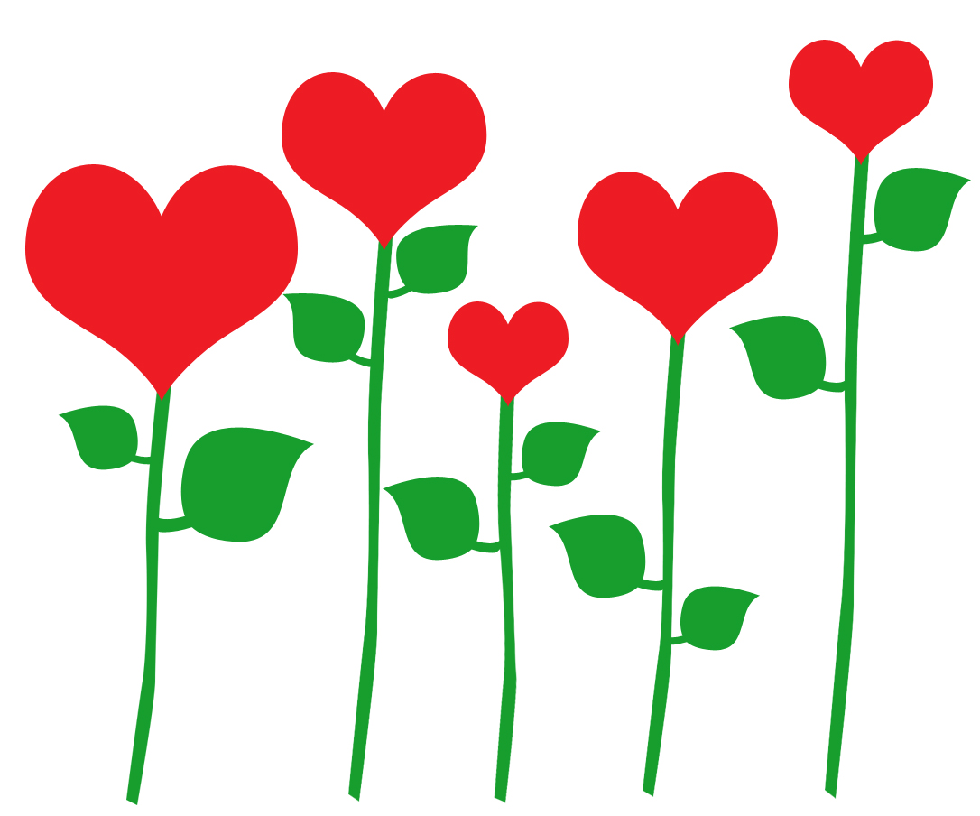 Free Heart Flower Cliparts, Download Free Clip Art, Free.
