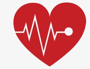 Transparent Heartbeat Clipart.