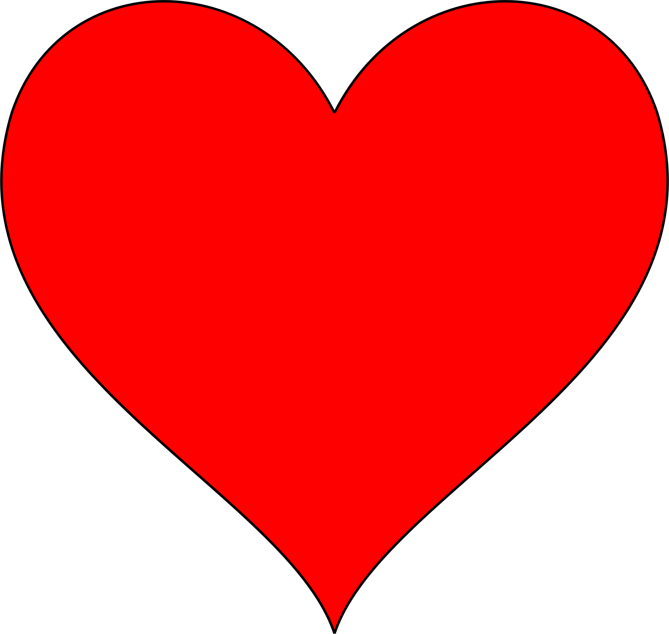Library of heart with heartbeat clip art freeuse library png.