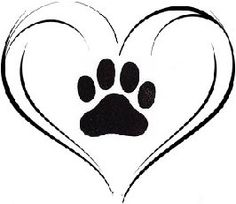Free Heart Paw Cliparts, Download Free Clip Art, Free Clip.