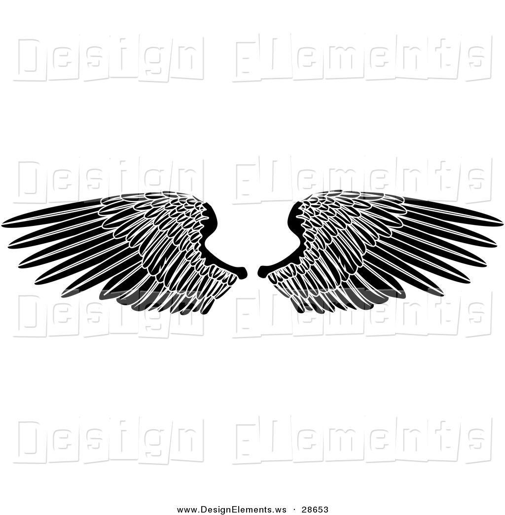 Royalty Free Black and White Stock Design Designs.