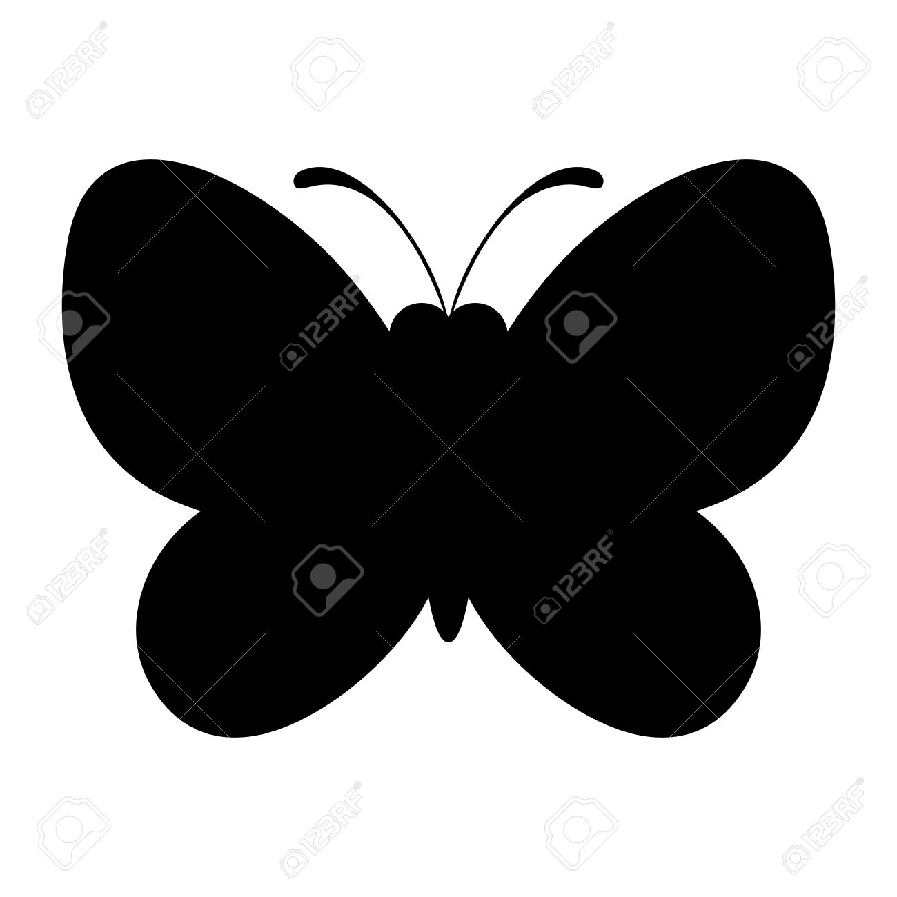 35,849 Butterfly Silhouette Cliparts, Stock Vector And Royalty.