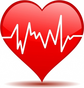 Heartbeat clipart free 4 » Clipart Station.