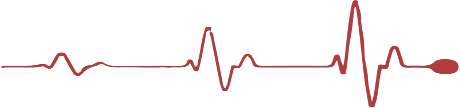 Heartbeat Png Transparent Black: Heartbeat Line Clipart Black And White Png 20 Free
