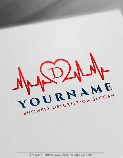 Create Your Own Online Medical Logo Design Ideas.
