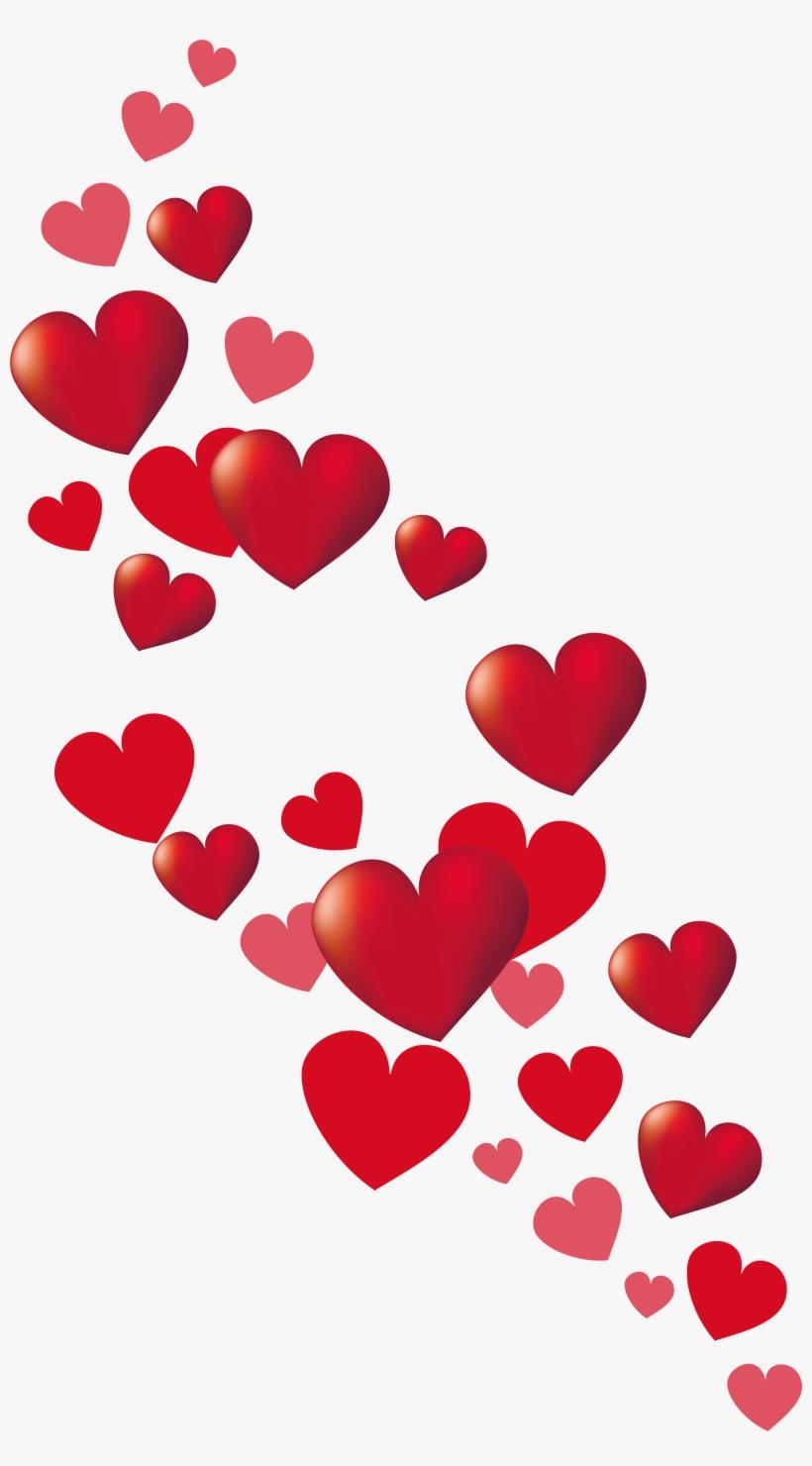 Hearts Clipart Transparent Background.