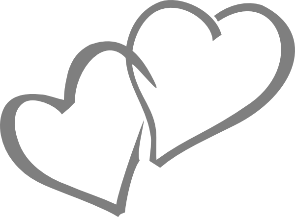 intertwined hearts clip art.