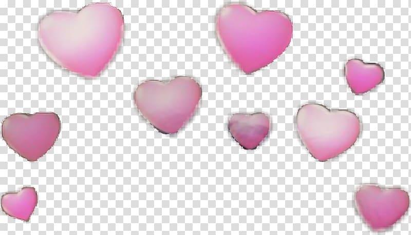 Pink cat Snapchat, snapchat filter transparent background.