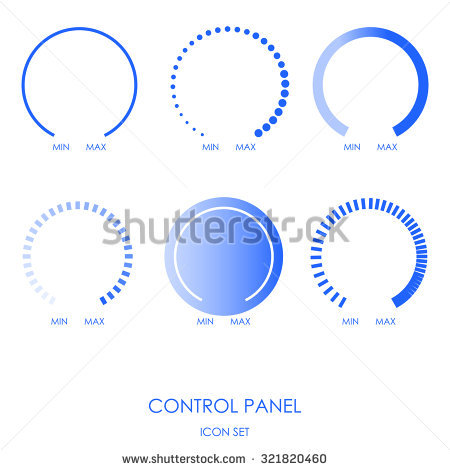 Dials Stock Images, Royalty.