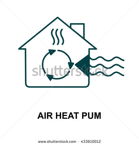Heat Pump Stock Images, Royalty.