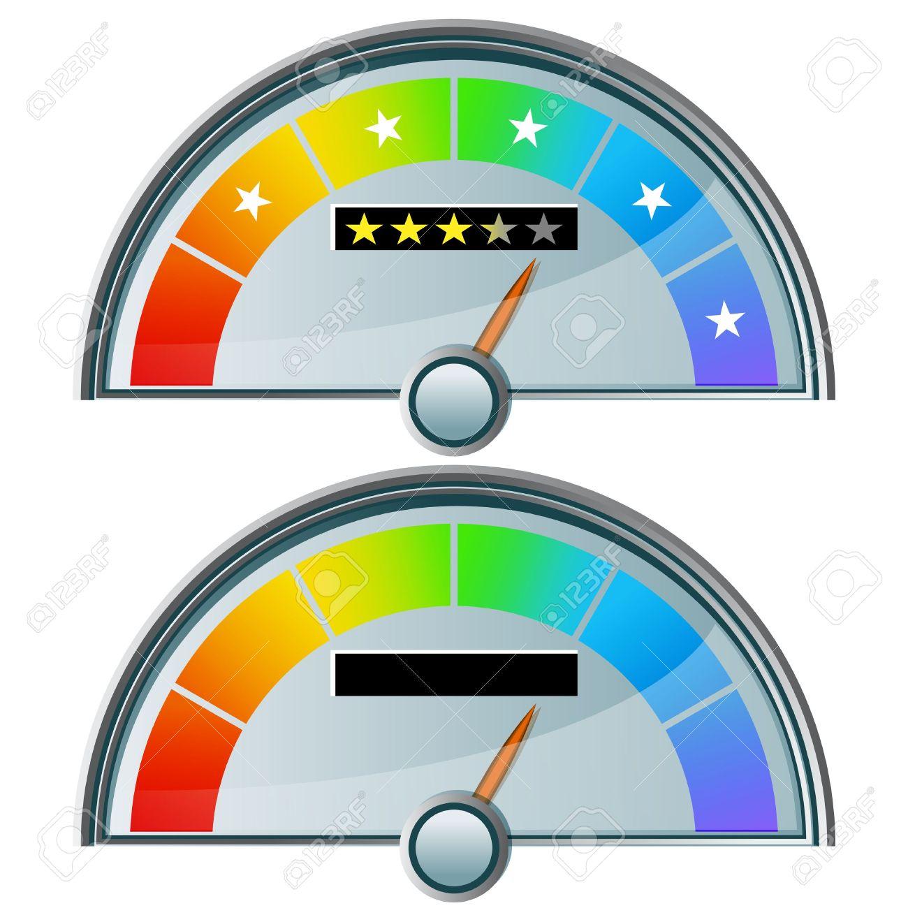 Meter Clip Art : Heat meter clipart clipground