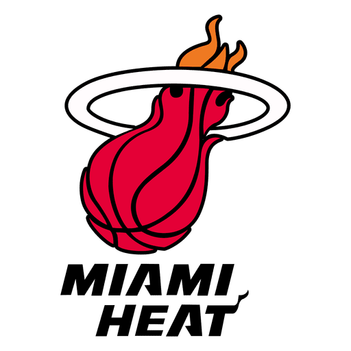 Miami heat logo.