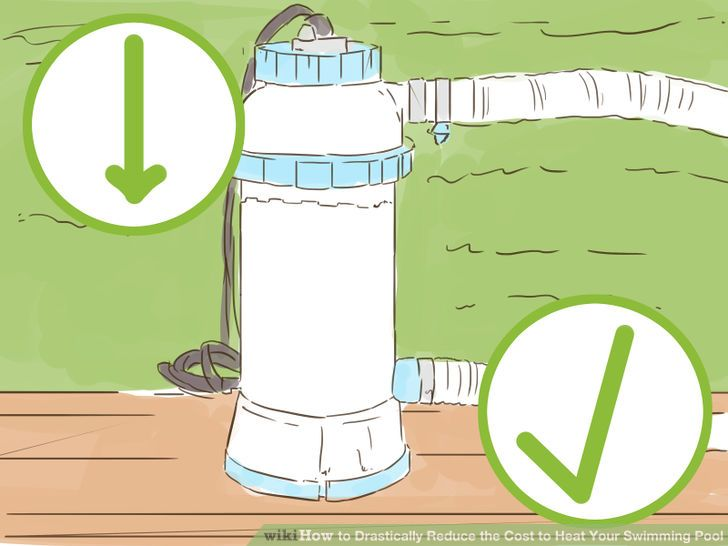 3 Ways to Drastically Reduce the Cost to Heat Your Swimming Pool.