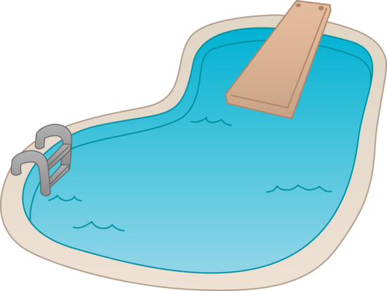 Pool Clipart.
