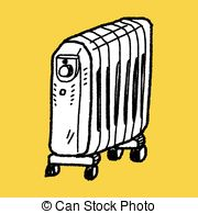 Space heater Clipart and Stock Illustrations. 99 Space heater.