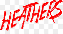 Heathers The Musical PNG and Heathers The Musical.