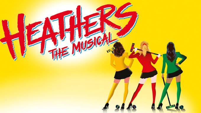 Heathers logo 1 : All Edinburgh Theatre.com.