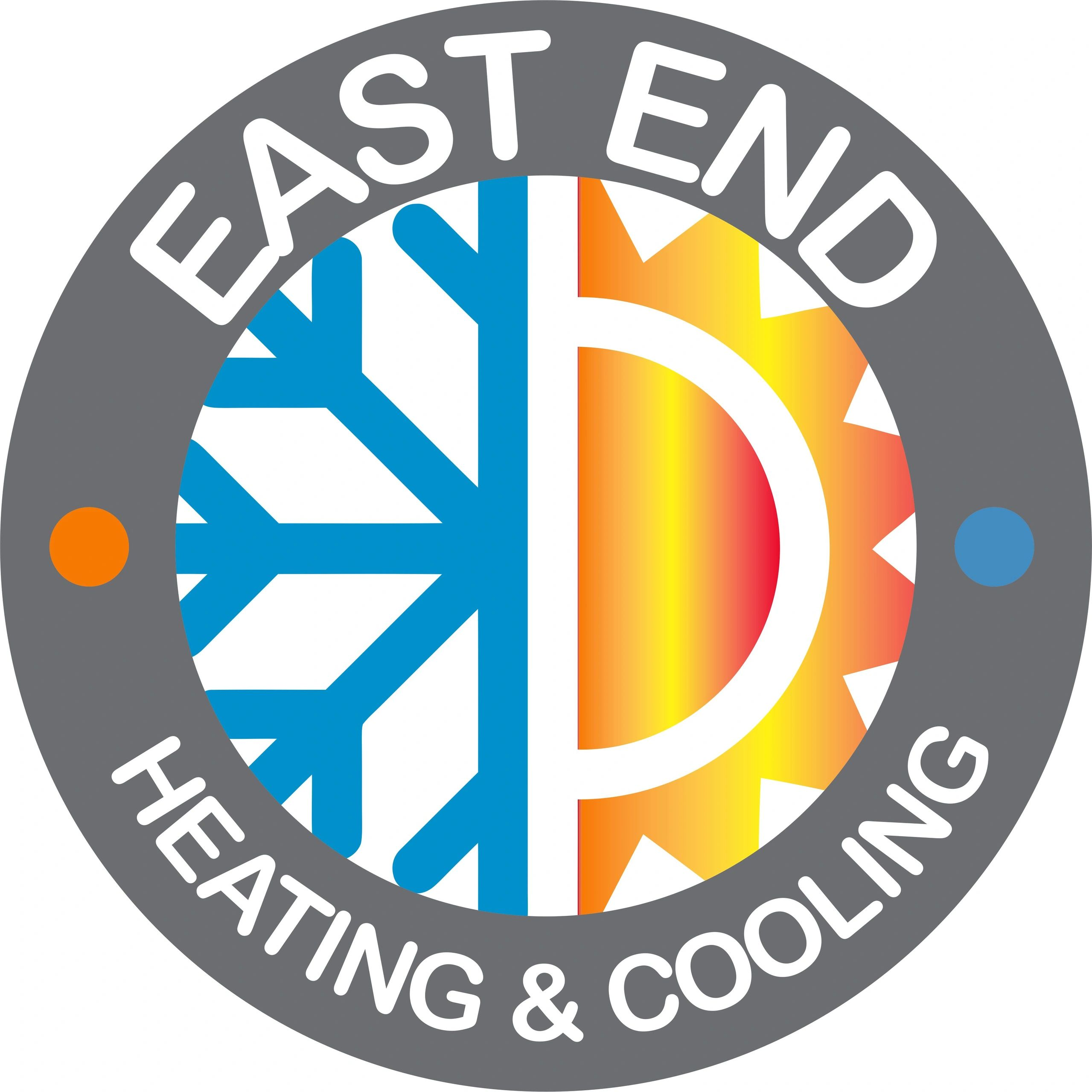 East End Heating & Cooling.
