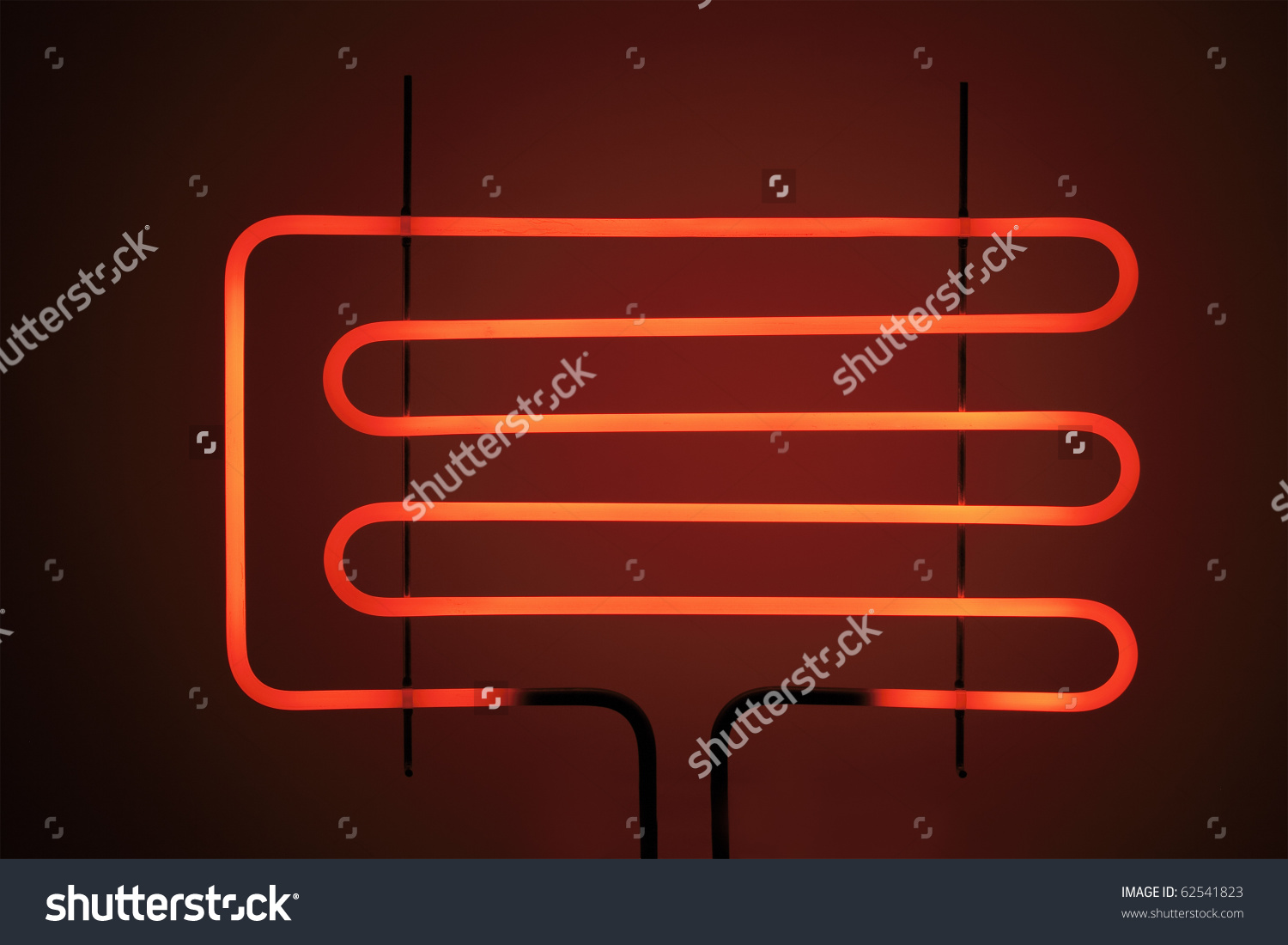 Heating Element Small Electrig Barbeque Grill Stock Photo 62541823.