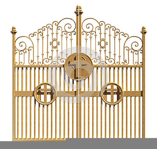 Heavens Gates Clipart.