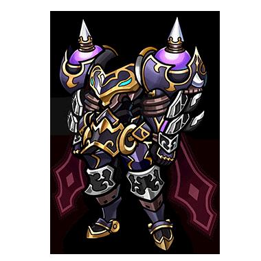 Aizen's Heavy Armor (Gear).