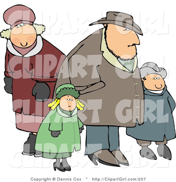 Family Outings Clipart.