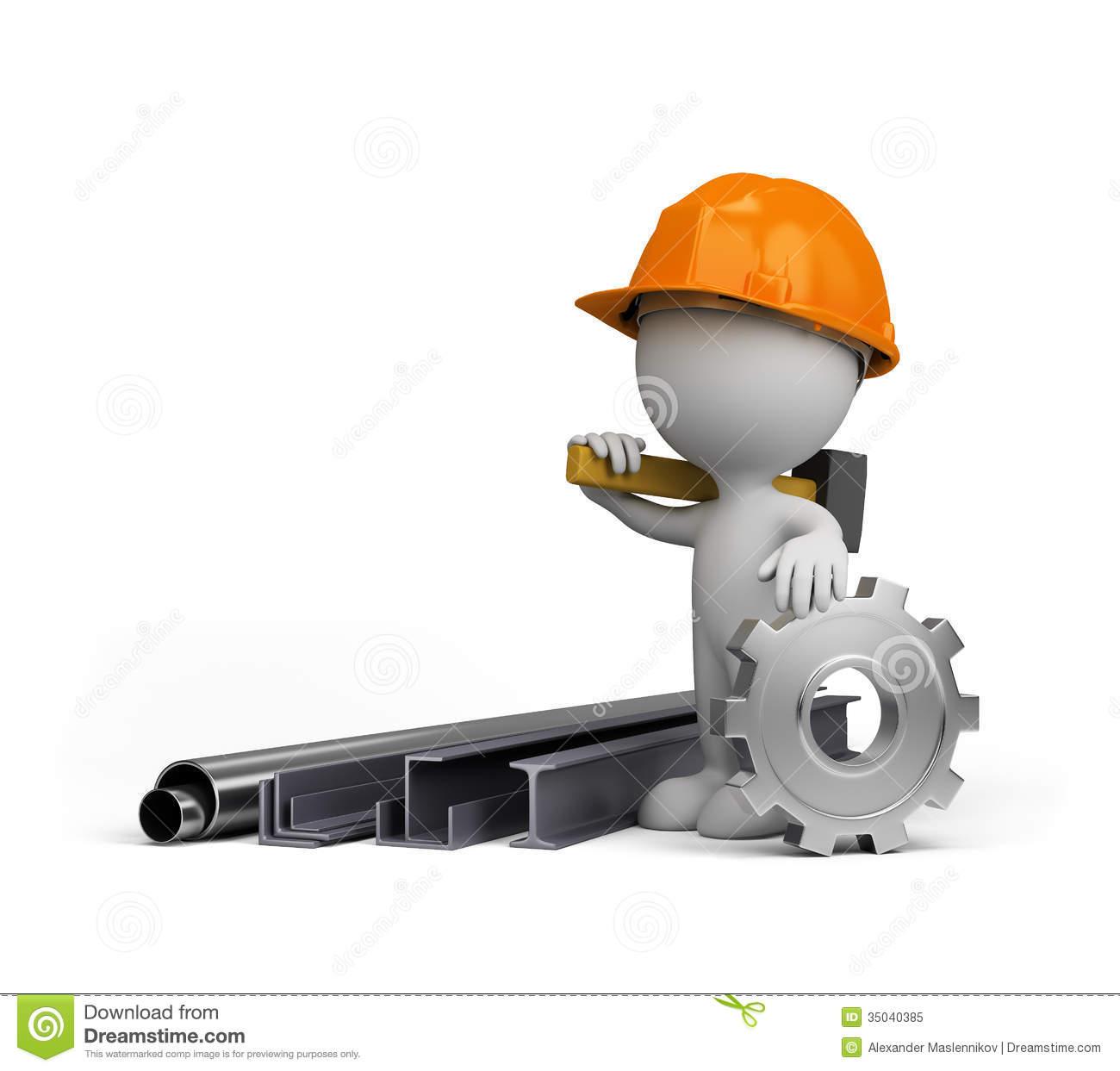 Heavy Industry Royalty Free Stock Photo.