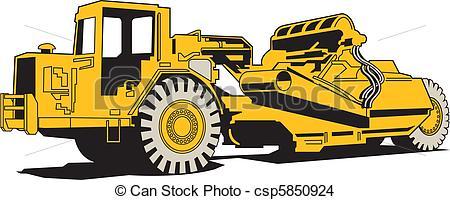 Heavy equipment Clipart Vector Graphics. 15,900 Heavy equipment.