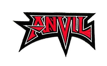 Amazon.com: Wasuphand Anvil Canadian Heavy Metal Band Iron.