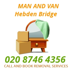 Man and Van Hebden Bridge HX7.